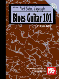 Duck Baker's Fingerstyle Blues Guitar 101 - Click Image to Close