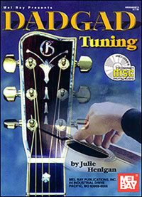 DADGAD Tuning Book