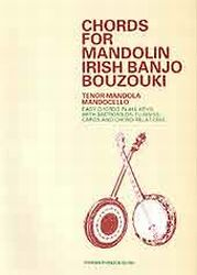 Chords for Mandolin, Irish Banjo & Bouzouki