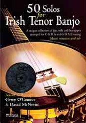 50 Solos for Irish Tenor Banjo - Click Image to Close