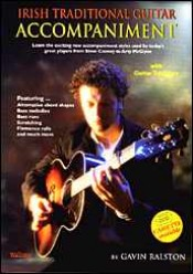 Irish Traditional Guitar Accompaniment (CD Edition)