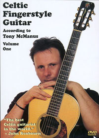 Celtic Fingerstyle Guitar According to Tony McManus