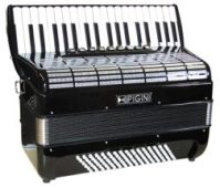 Pigini 120 Bass Wing Piano Accordion