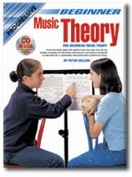 Progressive Beginner Music Theory