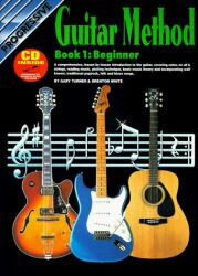 Progressive Guitar - Method Book 1 - Beginner