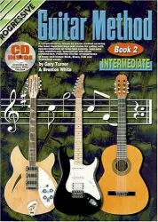 Progressive Guitar - Method Book 2 - Intermediate