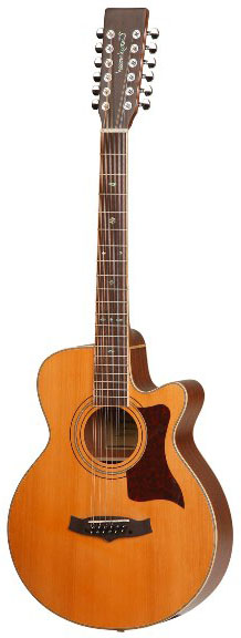 Tanglewood TW145/12 SC Electro Acoustic 12 String