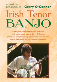 Absolute Beginner's Irish Tenor Banjo