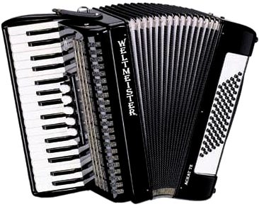 Weltmeister Achat 72 Bass Piano Accordion