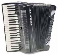 Hohner Amica 120 Bass Piano Accordion