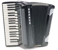 Hohner Amica 96 Bass Piano Accordion