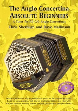 The Anglo Concertina - Absolute Beginners