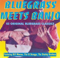 Bluegrass meets Banjo