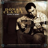 "Donal Clancy-""Close to Home"""
