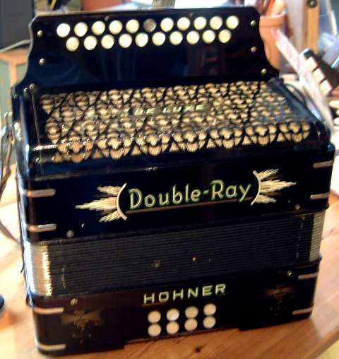 Hohner Double Ray Deluxe