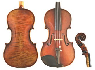 Eastman Master Series Guarneri Model