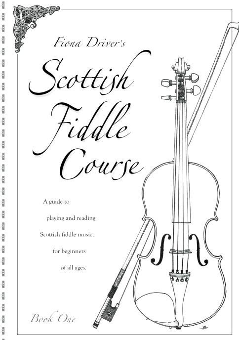 Fiona Driver's Scottish Fiddle Course