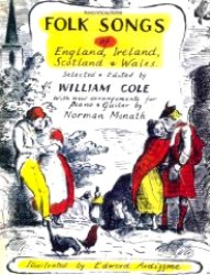 Folk Songs of England,Ireland,Scotland & Wales