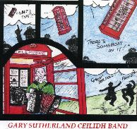 Gary Sutherland Ceilidh Band - The Telephone Box