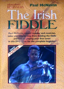 Absolute Beginners - The Irish Fiddle
