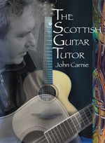 The Scottish Guitar Tutor Book & CD