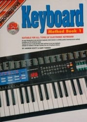 Progressive Keyboard - Method Book 1