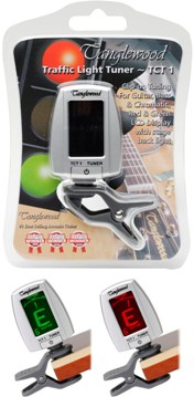 Tanglewood TCT1 Clip-On Tuner