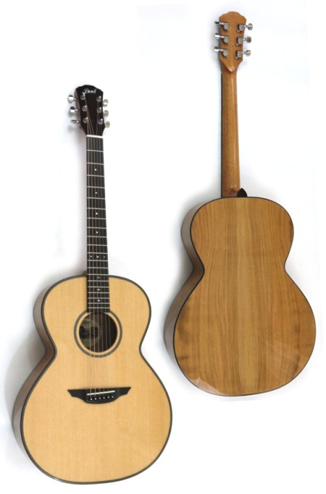 Brook Taw Handmade Acoustic (Cherry)