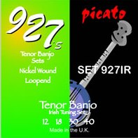 Picato Tenor Banjo String Set - Irish Tuning