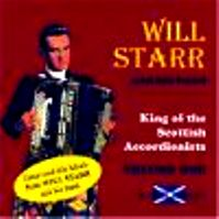 Will Star - King of the Scottish Accordionists Vol 1