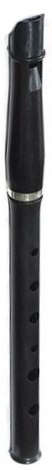 WS African Blackwood Tuneable High D Whistle