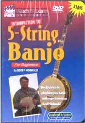 Introduction to 5 - String Banjo for Beginners : Zen Cart